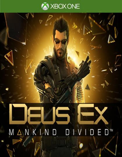 Deus Ex: Mankind Divided (XOne)