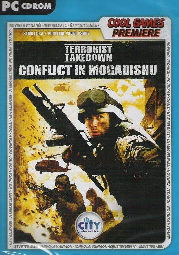 Terrorist Takedown Conflict in Mogadishu (PC)
