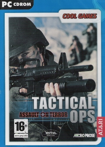 Tactical Ops Assault on Terror (PC)