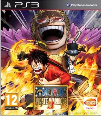 One Piece: Pirate Warriors 3 (PS3)