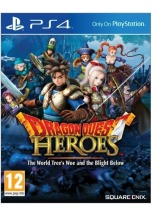 Dragon Quest Heroes: The World Trees Woe and the Blight Below (PS4)