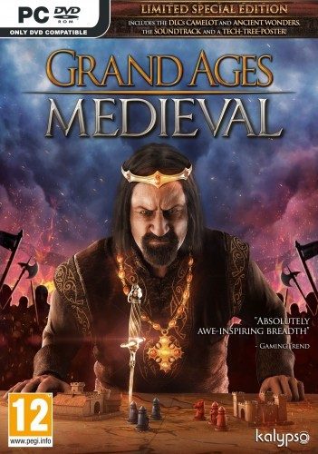 Grand Ages Medieval Limited Special Edition (PC)
