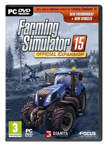 Farming Simulator 2015: ZETOR Datadisk (PC)