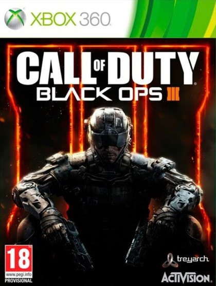 Call of Duty: Black Ops III (X360)