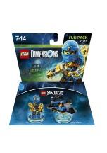 LEGO Dimensions Jay Fun Pack (71215 Ninjago)