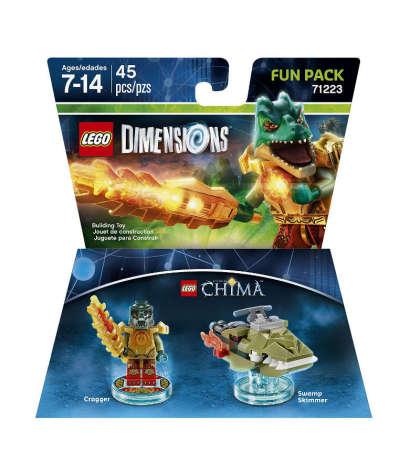 LEGO Dimensions Cragger Chima Fun Pack