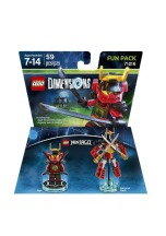 LEGO Dimensions Nya Fun Pack (71216 Ninjago)