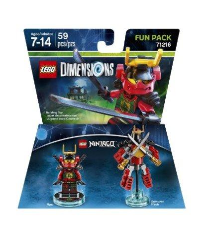 LEGO Dimensions Nya Ninjago Fun Pack
