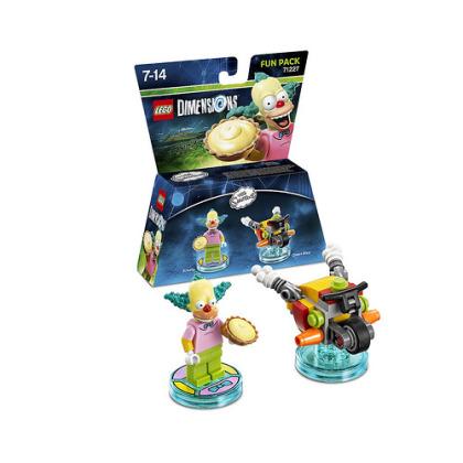 LEGO Dimensions Krusty Fun Pack