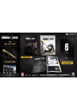 Tom Clancys Rainbow Six: Siege Collectors Edition (PS4)