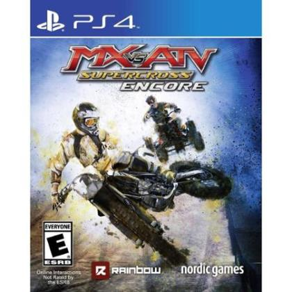 MX Vs ATV: Supercross - Encore Edition (PS4)