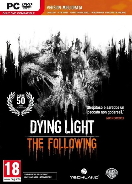 Dying Light The Following: Enhanced Edition (PC)
