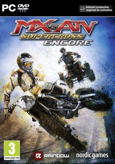 MX Vs ATV: Supercross Encore (PC)