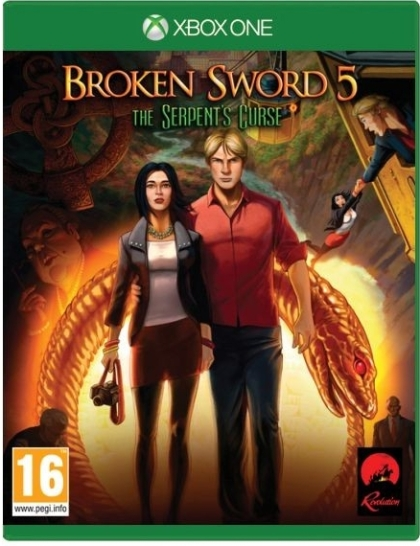 Broken Sword 5: The Serpents Curse (XOne)