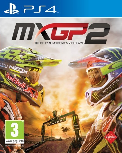 MXGP2 – The Official Motocross Videogame (PS4)