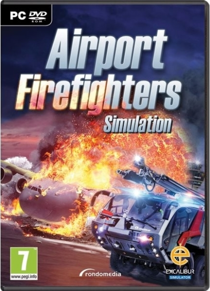 Airport Firefighters Simulation (PC)