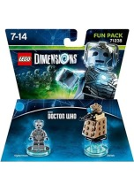 LEGO Dimensions Cyberman Fun Pack (71238 Dr. Who)