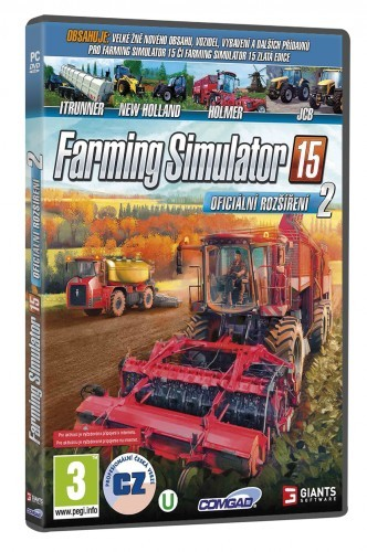 Farming Simulator 15 - Oficiální rozšíření 2 (PC)