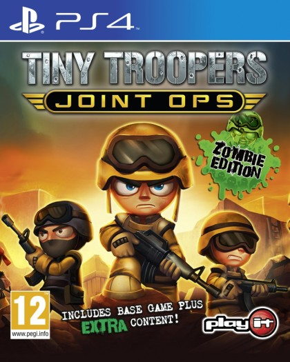 Tiny Troopers: Joint Ops - Zombie Edition (PS4)