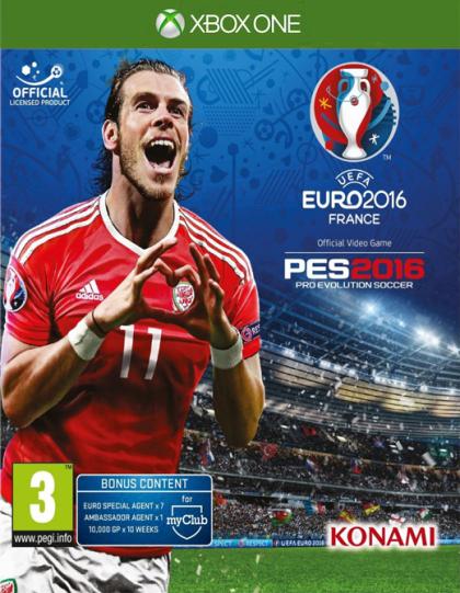 UEFA EURO 2016 Pro Evolution Soccer (XOne)