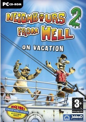 Neighbours From Hell 2 (PC)