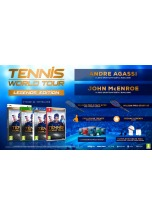 Tennis World Tour: Legends Edition (PS4)
