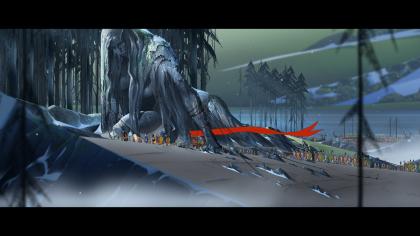 Banner Saga Trilogy (PS4)