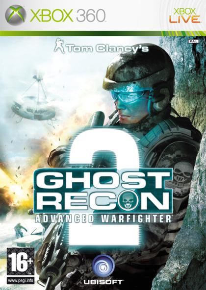Tom Clancys Ghost Recon AW 2 (X-360)