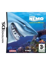 Finding Nemo: Escape to the Big Blue (Nintendo DS)