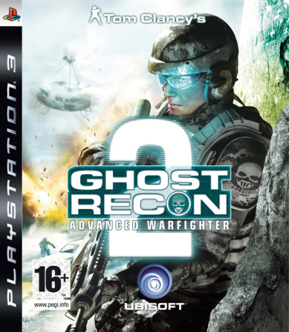 Tom Clancys Ghost Recon AW 2 (PlayStation 3)