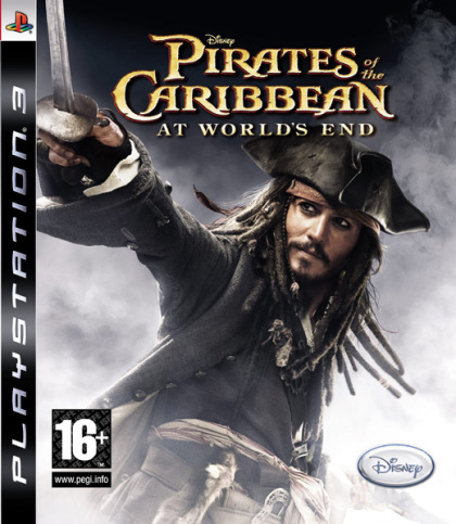 Pirates of the Caribbean At Worlds End (PS3)