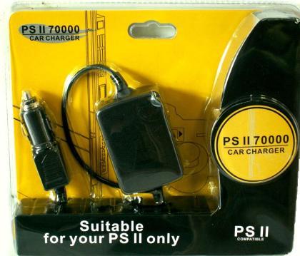 Car Adapter (PlayStation 2)