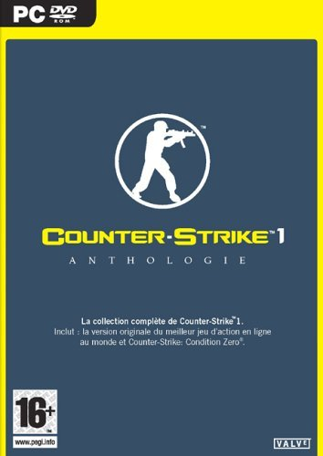 Counter Strike 1 Anthology (PC)