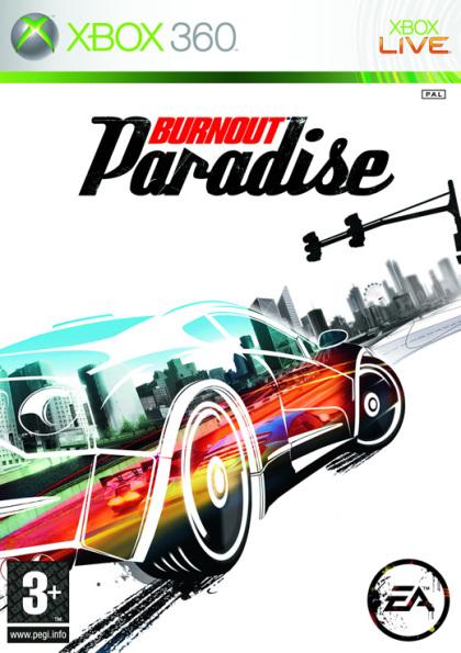 Burnout Paradise (X-360)