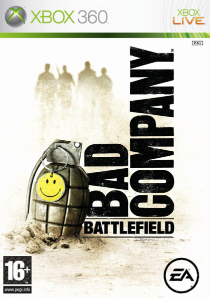 Battlefield Bad Company (X-360)