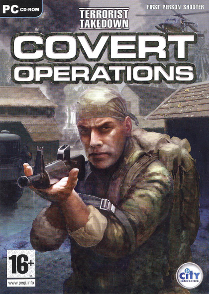 Terrorist Takedown Covert Operation (PC)