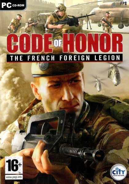 Code of Honor The French Foreign Legion (PC)