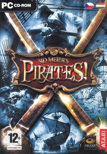 Sid Meiers Pirates! CZ (PC)