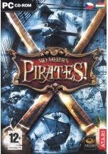 Sid Meiers Pirates! CZ (PC)