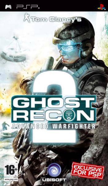 Tom Clancys Ghost Recon AW 2 (PSP)