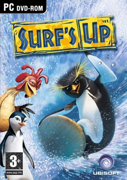 Divoké Vlny - Surfs Up (PC)