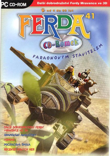 Ferda Faraonovým Stavitelem CDR 41 (PC)