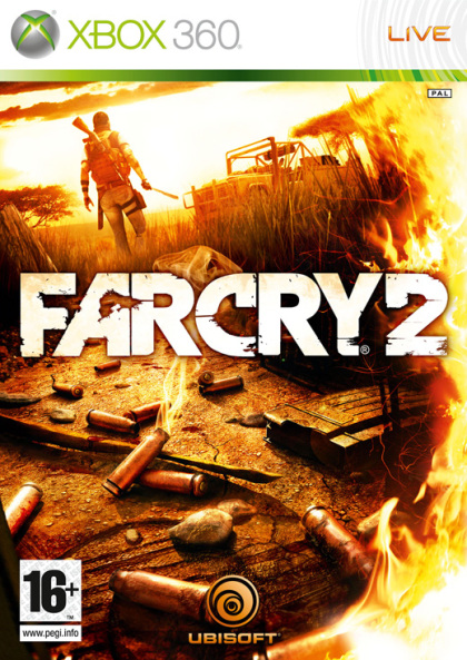 Far Cry 2 (X-360)