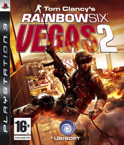 Tom Clancys Rainbow Six Vegas 2 Complete (PS3)