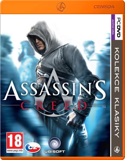 Assassins Creed CZ (PC)