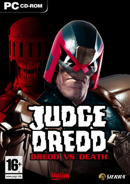 Judge Dredd vs. Judge Death (PC)