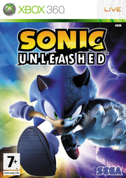 Sonic Unleashed (X360)