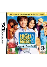 High School Musical 2: Work This Out (Hannah Montana - NDS)