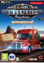 American Truck Simulator Zlatá edice (PC)