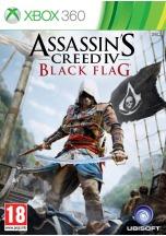 Assassins Creed IV: Black Flag (X360) Bazar